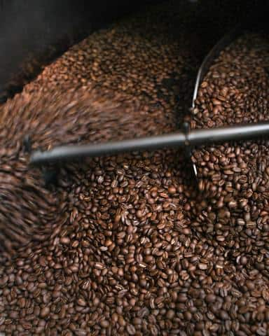 Coffee processing africa